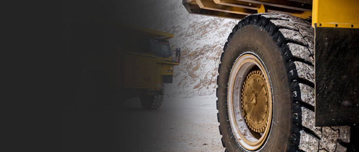 карьерные грузовые шины